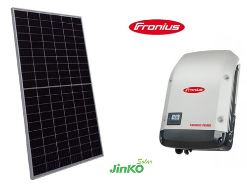6.6kW Solar Package